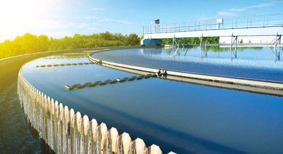 Sanitation - water treatment facility